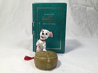 Wdcc Disney Classic Lucky 101 Dalmatians Figurine Ornament