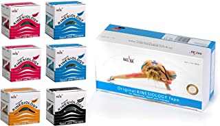 Nasara - Vendaje para fisioterapia (juego de 6 cajas