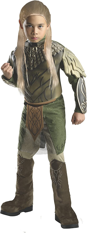 Der Hobbit Deluxe Legolas Kinderkostüm - S - 116cm