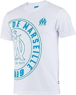 2f24f55df44ab OLYMPIQUE DE MARSEILLE T-Shirt Om - Collection Officielle Taille Enfant  Garçon