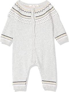 Fox & Finch Baby Nordic Knit Romper