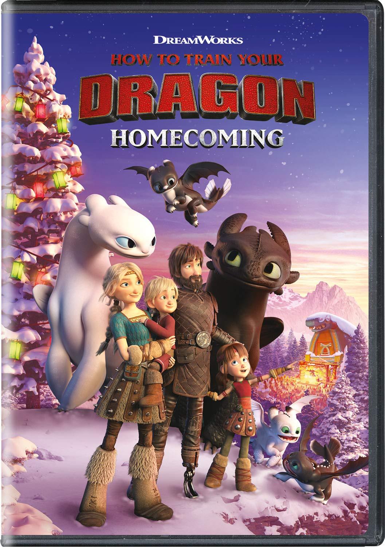 How To Train Your Dragon Homecoming: Amazon.de: DVD & Blu-ray