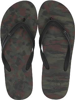 Volcom mens V0811885 Volcom Men's Rocker 2 Solid Flip Flop Sandal