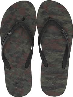Volcom Mens V0811885 Men's Rocker 2 Solid Flip Flop Sandal