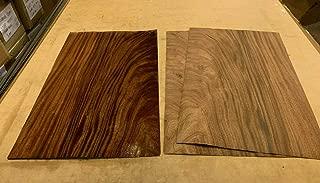 Crotch Mahogany wood Veneer 7