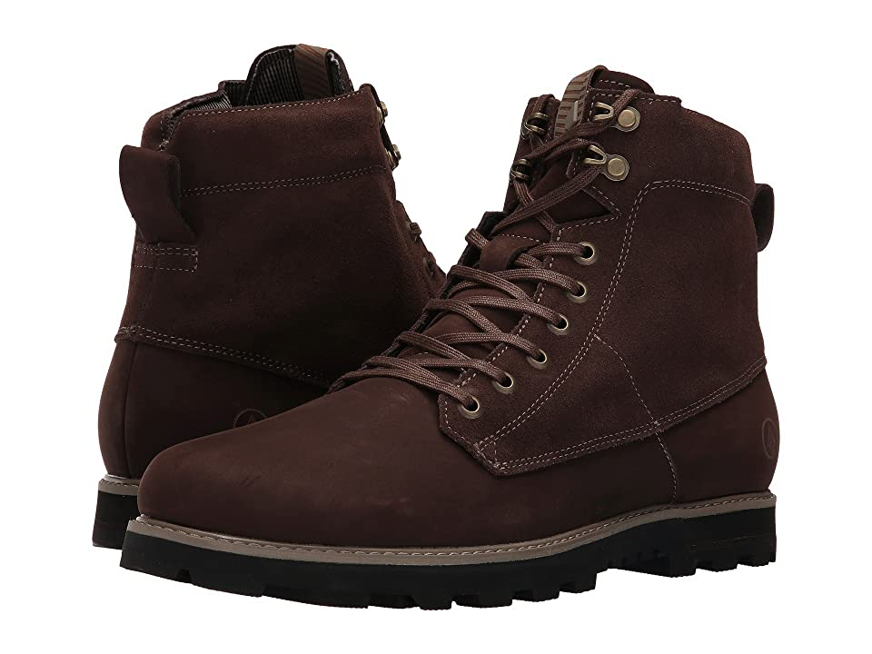 Volcom Smithington 2 (Vintage Brown) Men