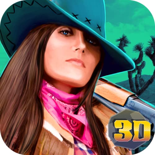 Wild West Red Death Sheriff Shooting Simulator Action Game