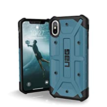 URBAN ARMOR GEAR UAG iPhone Xs/X [5.8-inch screen] Case Pathfinder [Slate] Rugged Military Drop Protective Cover