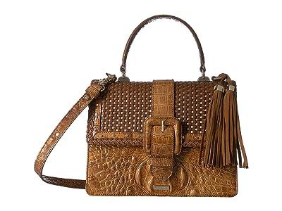 Brahmin Jennings Mini Francine (Tamarind) Handbags