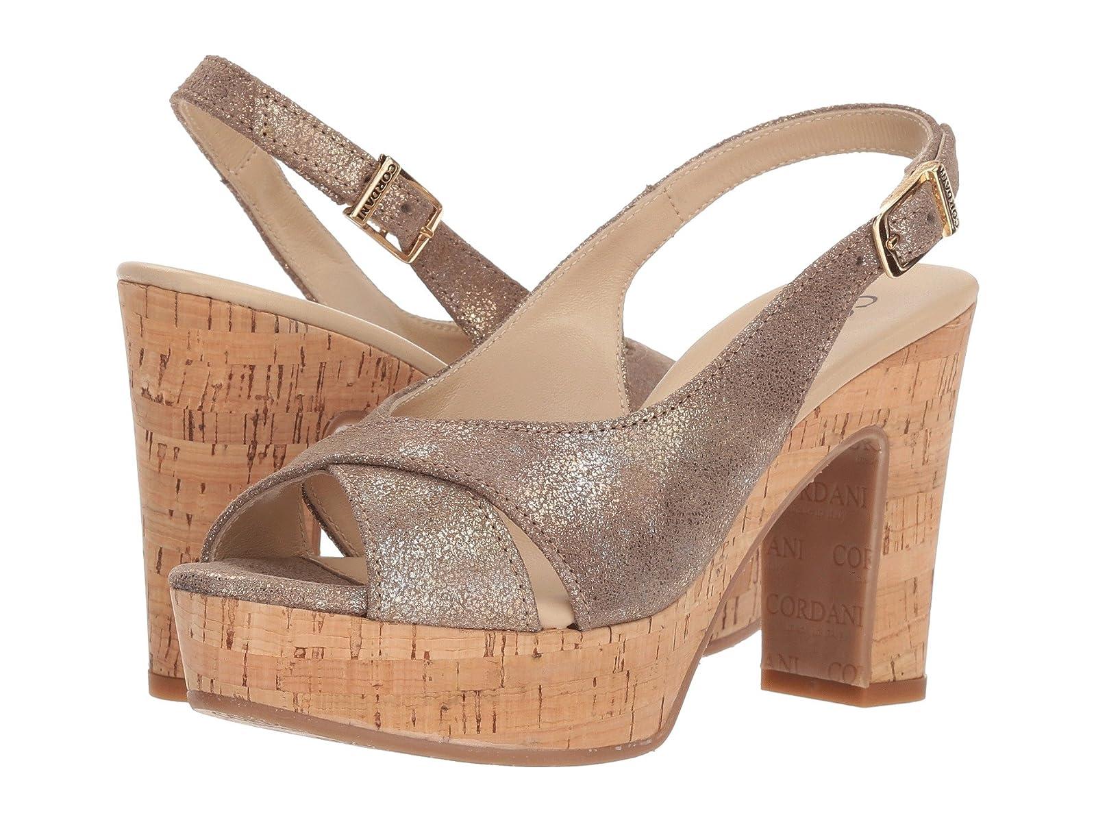 Cordani TompkinsAtmospheric grades have affordable shoes