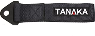 Tanaka High Strength Racing Tow Strap (Black)