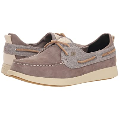 Sperry Oasis Dock Seasonal (Graphite) Women