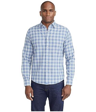 UNTUCKit Lightweight Flannel Cantenac Shirt (Grey) Men