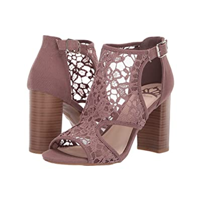 Fergalicious Maddox 3 (Dusty Mauve) High Heels