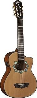 Oscar Schmidt OH30SCE-O-U Acoustic Electric Requinto Guitar