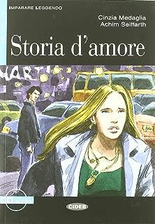 Storia D'Amore (Imparare Leggendo) (Italian Edition)