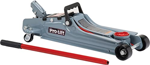 Pro-Lift F-767 Grey Low Profile Floor Jack - 2 Ton Capacity