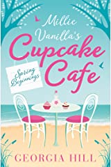 Spring Beginnings (Millie Vanilla's Cupcake Café, Book 1) Kindle Edition