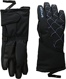 Spyder Overweb Ski Gloves (Little Kids)