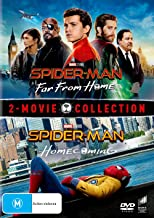 2 Movie Franchise Pack (Spider-Man: Far From Home / Spider-Man: Homecoming) [2 Disc] (DVD)
