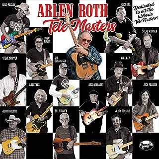 Arlen Roth Tele-Masters