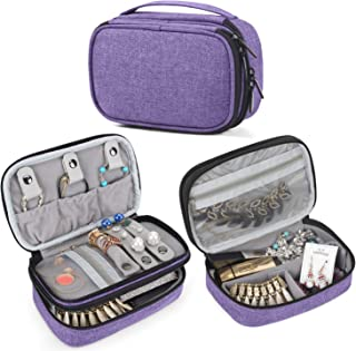compact jewelry travel case