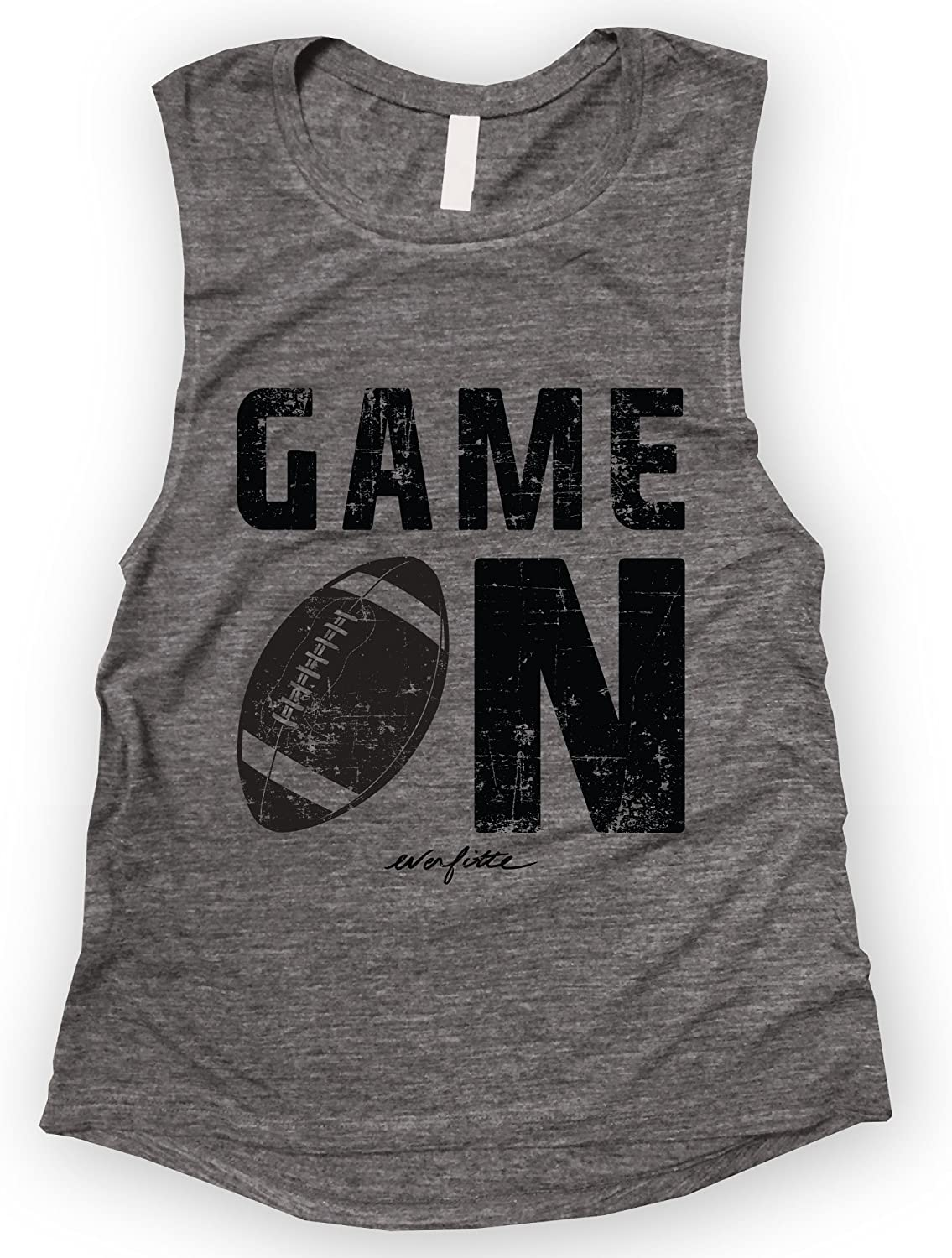 Everfitte GAME ON Muscle Tee