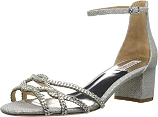 Badgley Mischka Women's Sonya Heeled Sandal