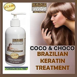 Brazilian Keratin Treatment Coco and Chocolate 8oz Professional