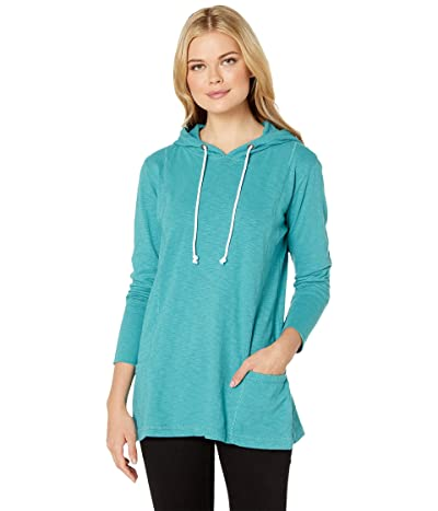 Jag Jeans Gemma Hooded Tunic (Jewel) Women