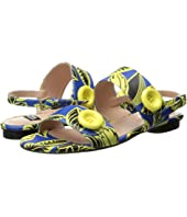 Boutique Moschino - Tropic Button Sandal