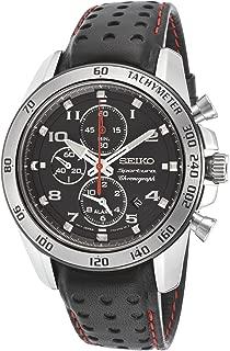 Seiko Men's SNAE65 Sportura Chronograph Alarm Watch