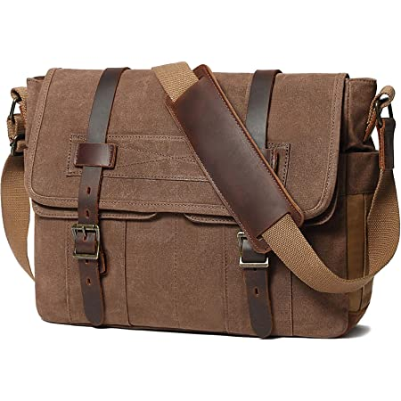 Customizable for Color Fabric and Size MESSENGER bag Laptop bag Fully Padded laptop COMPARTMENT with 7 interior pocketsWaterproof Lining