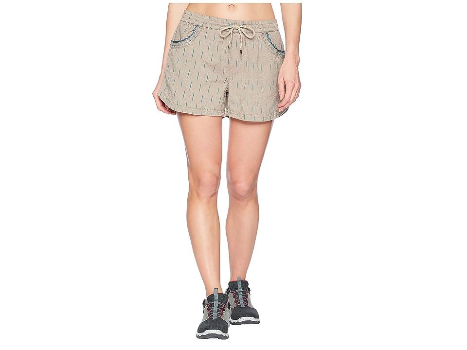 Toad&Co Fresco Shorts (Falcon Brown) Women
