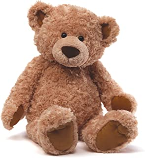 GUND Maxie Teddy Bear Stuffed Animal Plush, Beige, 24