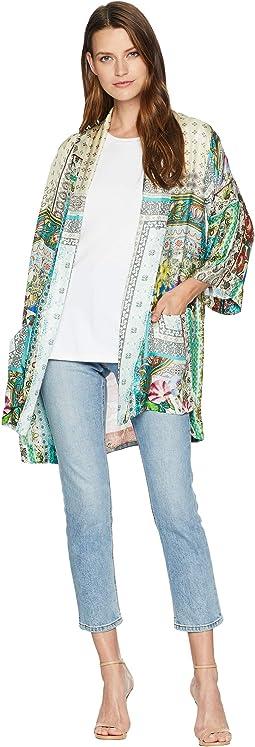 Samira Frame Kimono