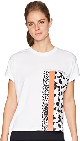 Essentials Patchwork Tee