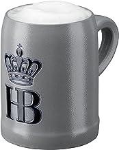 HB Hofbräuhaus München tysk ölmugg München HB mugg saltglaserad 0,25 liter King Werk KI 1000072