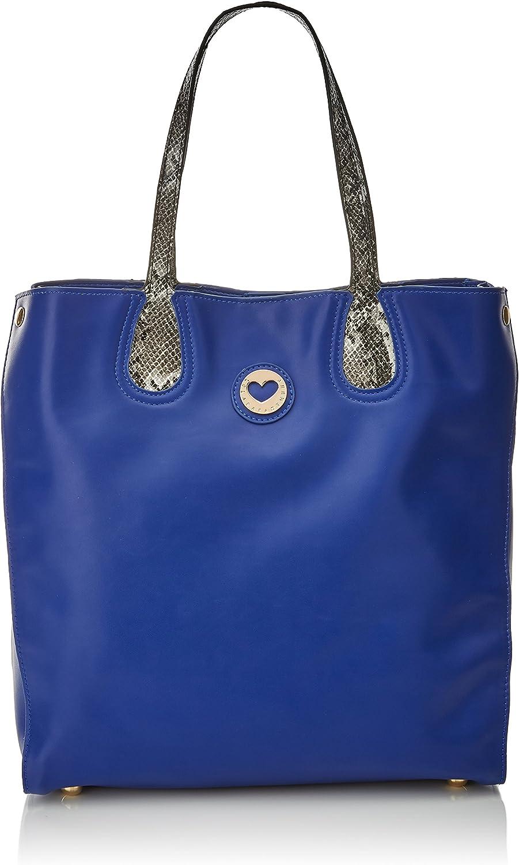 Lola Casademunt Alessia, Women's Baguette, blue (bluee), 16x34x32 cm (W x H L)