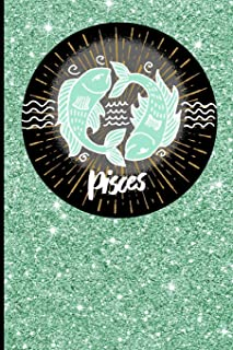 Pisces: Pisces Write and Sketch Creativity Journal, Great for Same Page Writings and Drawing to Express Feelings and Artistic Creativity (Pisces Journal,Pisces Notebook,Pisces Zodiac Book) (Volume 1)