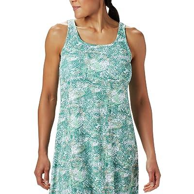 Columbia Freezertm III Dress (Waterfall Waterbrush) Women
