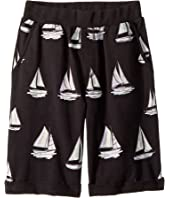 Sailboat Shorts (Toddler/Little Kids/Big Kids)