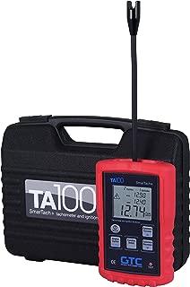 General Technologies Corp GTC TA100 Smartach+ Wireless Ignition Analyzer and Tachometer