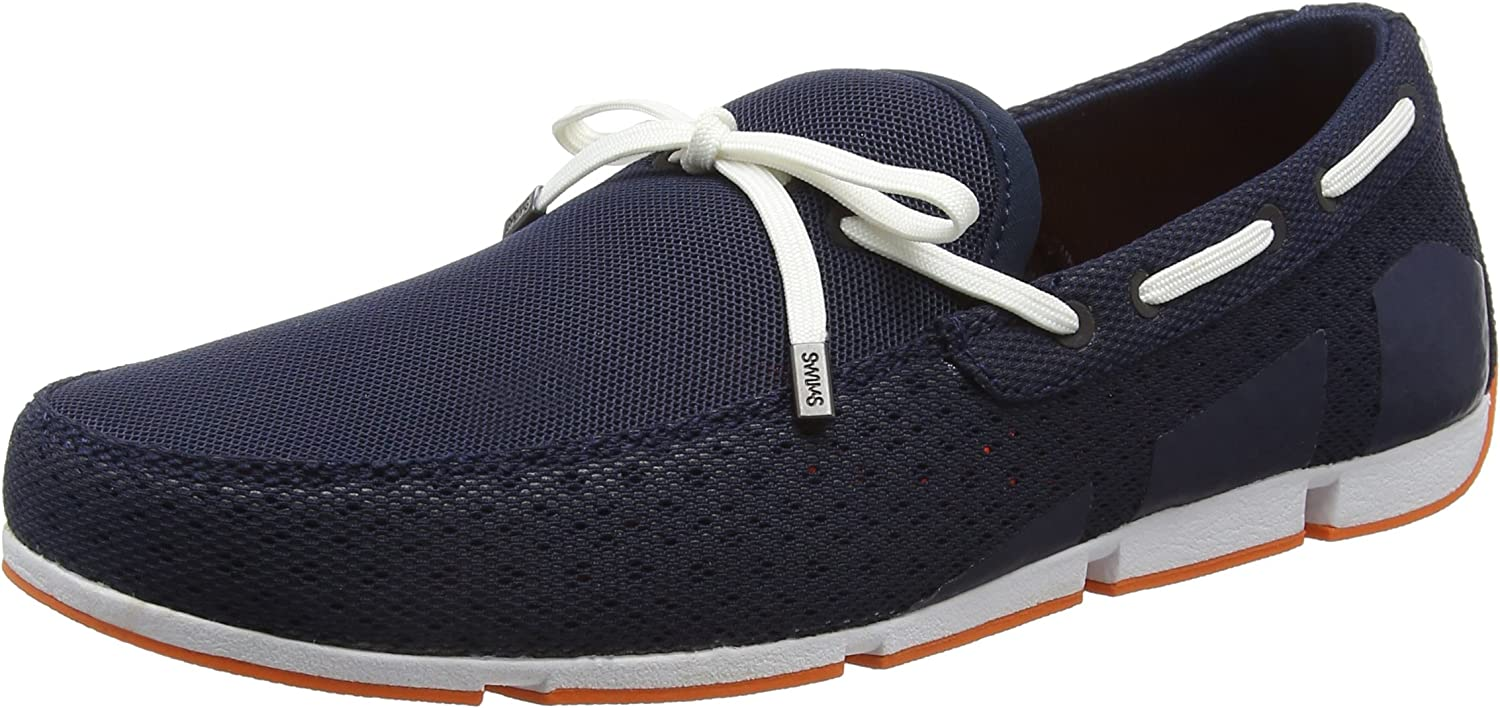 SWIMS Men's Breeze Loafers, colorful, Lightweight & Breathable, Tailor-Made Active Days