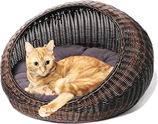 Best wicker cat igloo bed Reviews
