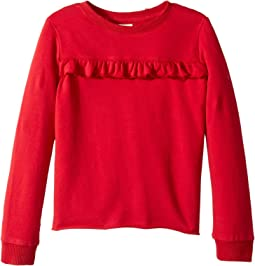 Hudson Kids - Sevy Ruffle Top (Toddler/Little Kids)