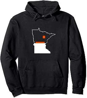 Minnesota Tip Up Ice Fishing Hoodie