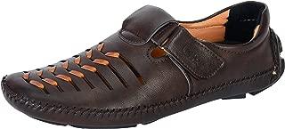 Kolapuri Centre Men's Outdoor Sandals