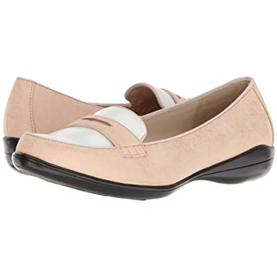 Soft Style Daly (Rose Cloud/White Vamp) Women