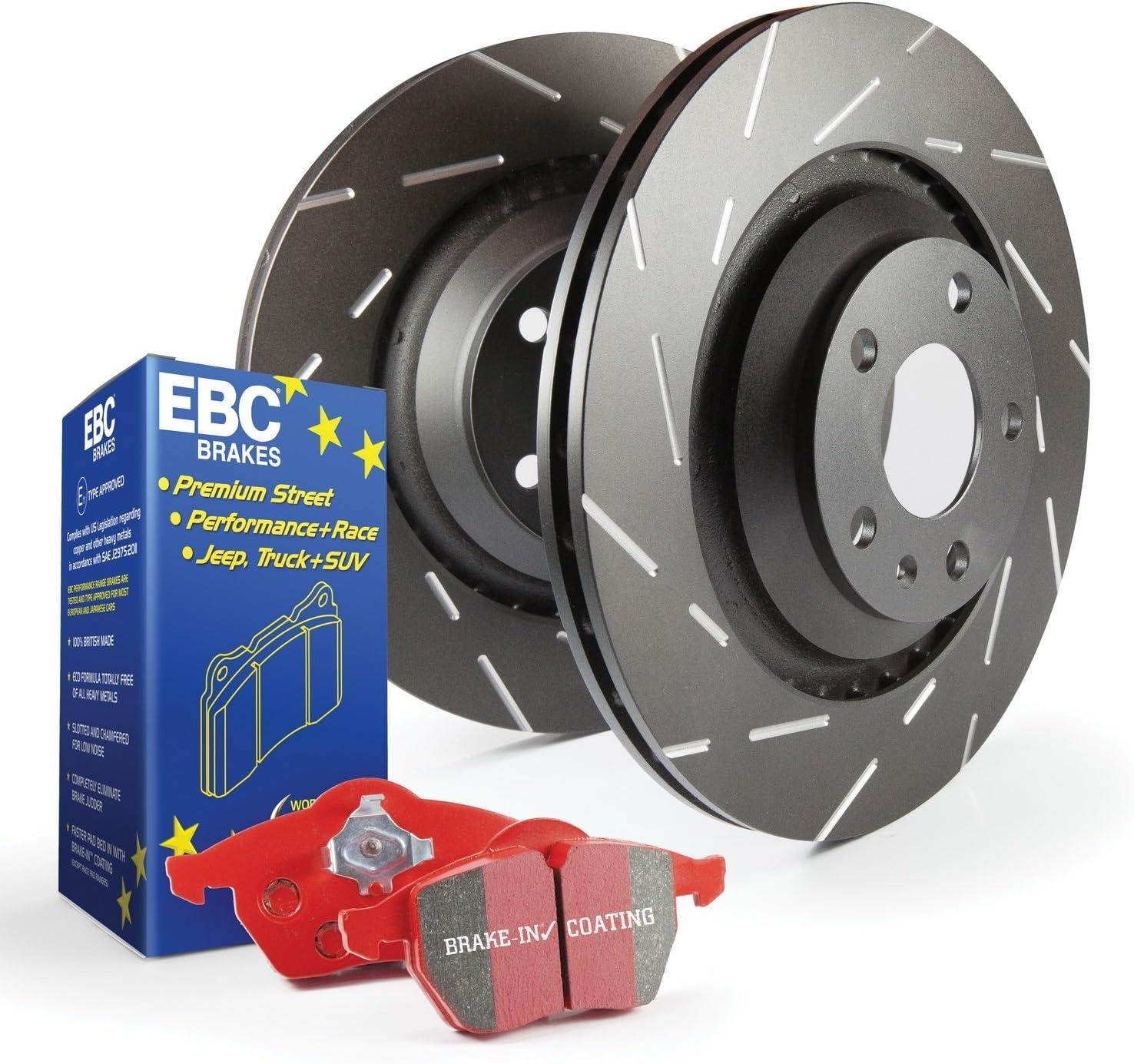 EBC S4KF1326 Stage-4 Max 48% OFF Brake Kit 5 popular Signature